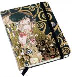 Agenda - Klimt, The Kiss, carton box