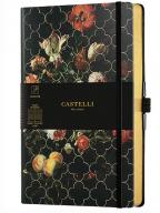 Agenda - Vintage Floral Tulip, 13x21