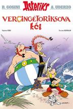 ASTERIKS, ALBUM 38 - VERCINGETORIKSOVA KĆI