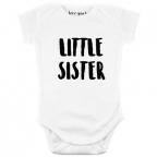 Bodi za bebe - Little Sister, 9/12