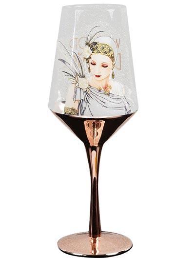 Čaša - Charleston Wine, Lady in Silver