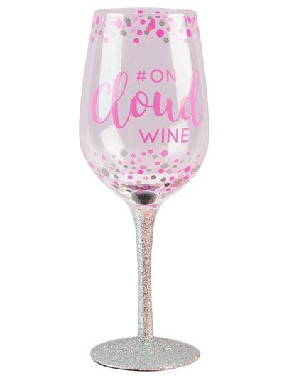 Čaša - Girl Talk, Wine Glass On Cloud Wine