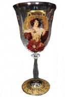 Čaša za vino - Precious Stones, Rubin