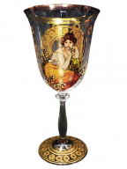 Čaša za vino - Precious Stones, Topaz