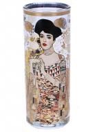 Čašica za votku i 4 mini podmetača - Klimt, Adele