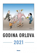 Corax kalendar, 2021 - Godina orlova