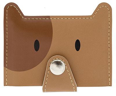Držač kartica - Zoo-wallet, brown