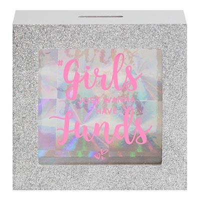 Kasica - Girl Talk, Girls Funds