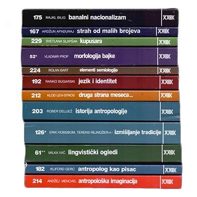 Komplet - klasici lingvistike i antropologije
