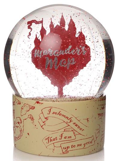 Kugla - Harry Potter, Marauders Map