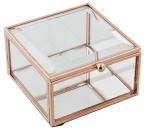 Kutija za nakit - Hestia, Rose Gold, S