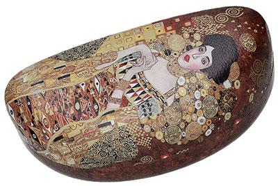 Kutija za naočare - Klimt, Adele
