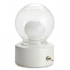 Lampa - Bulb LED magnetic, white