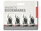Magnetni bukmarkeri - Magnetic Pointing Bookmark, 1/4