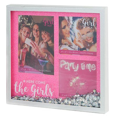 Multi ram - Girl Talk, Sparkle The Girls