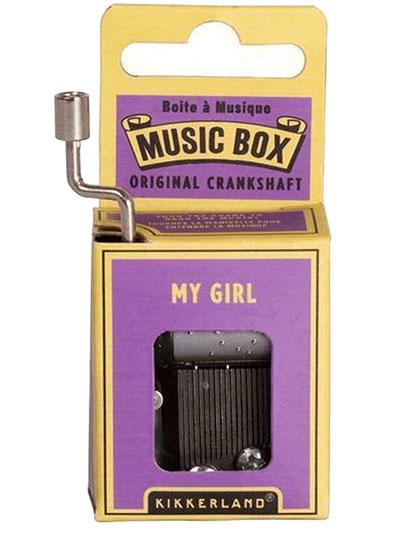 Muzička kutija - Music Box, My Girl
