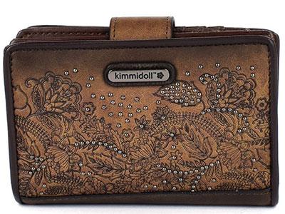 Novčanik - Kimmidoll, brown