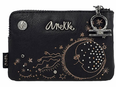Novčanik za sitninu - Anekke Universe, black