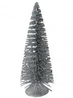 Novogodišnja dekoracija - Silver Tree