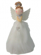Novogodišnja figura -Fairy Angel