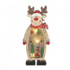 Novogodišnji Dekoracija - Light Up Christmas Reindeer