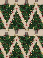 Novogodišnji ukrasni papir - Xmas Tree