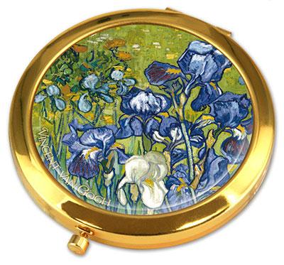 Ogledalce - Van Gogh, Irises