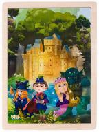 Pino slagalica - Bitka za bajke, zamak