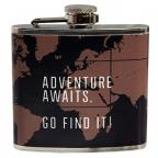 Pljoska - Harvey Makin, Adventure Awaits