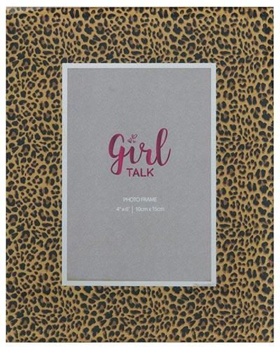 Ram - Girl Talk, Leopard Print