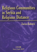 Religious Communities in Serbia and Religious Distance
