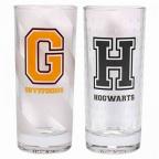 Set čaša - Harry Potter, Hogwarts & Gryffindor