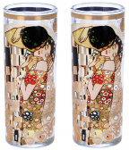 Set čašica - Klimt, The Kiss