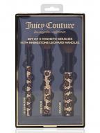 Set četkica za šminku 1/3 - Juicy Couture
