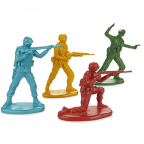 Set figura - Soldiers, 1/4