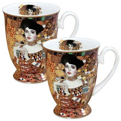 Set šolja - Klimt, Adele Bloch