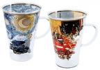 Set šolja - Van Gogh, Starry Night/Caffe