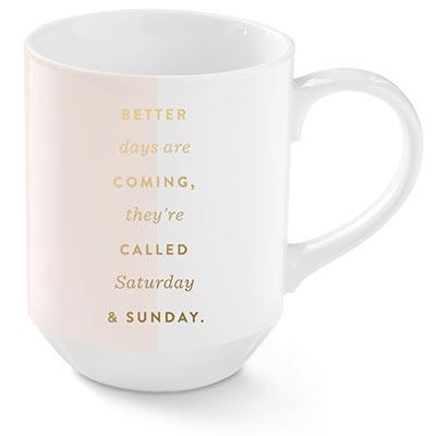 Šolja - Better Days Are...Sunday