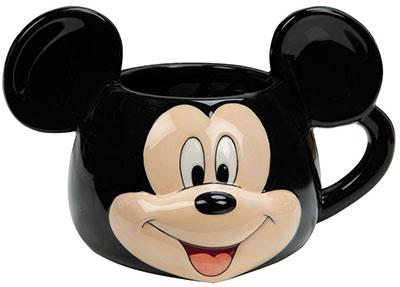 Šolja - Mickey Mouse, 3D