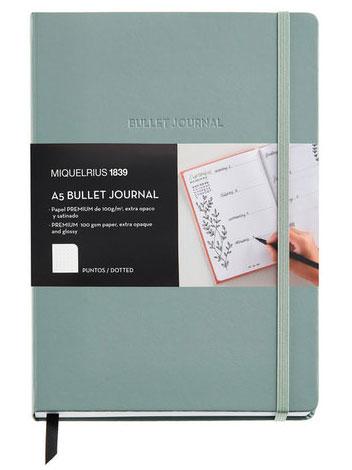 Agenda - Bullet Journal Green