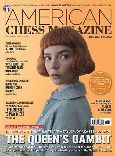 American Chess Magazine br. 19