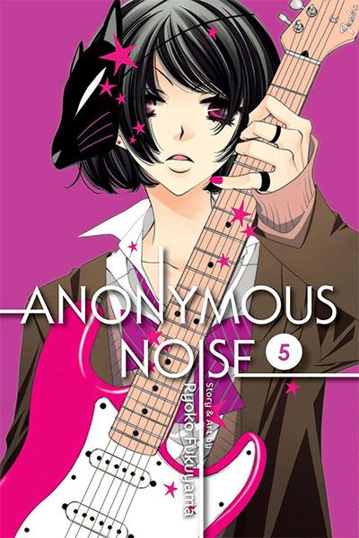 ANONYMOUS NOISE, VOL. 5