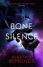 BONE SILENCE (REVENGER SERIES, 3)