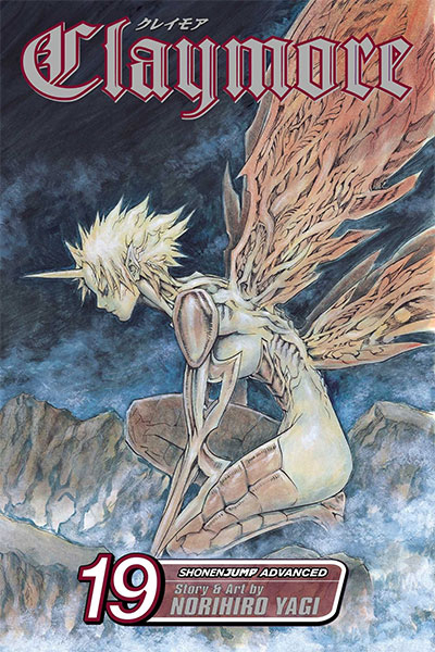 CLAYMORE, VOL. 19