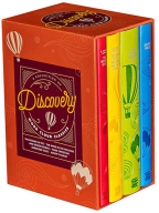 DISCOVERY (WORD CLOUD BOXED SET)
