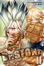 DR. STONE, VOL. 11