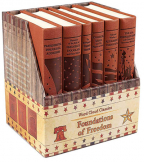 FOUNDATIONS OF FREEDOM (WORD CLOUD BOXED SET)