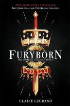 FURYBORN (THE EMPIRIUM TRILOGY, BOOK 1)