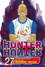 HUNTER X HUNTER, VOL. 27