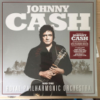 Johnny Cash And The Royal Philharmonic Orchestra (Vinyl)
